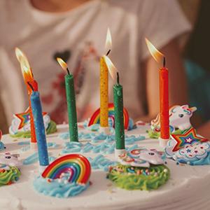 Geburtstagsfeier in der Adventure World in Oberhausen